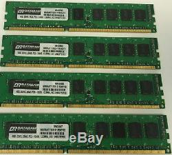 16GB KIT (4 X 4GB) MEMORY FOR Dell PowerEdge T110 II