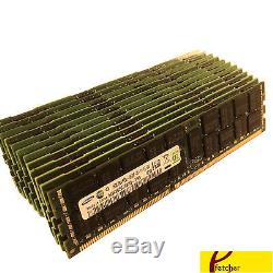 192GB (12 x 16GB)Memory For Dell PowerEdge R420 R520 R610 R620 R710 R820